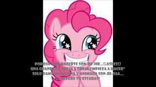 Smile, Smile, Smile. Pinkie Pie Song(spanish Lirics)