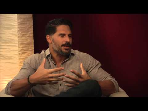 Interview with Joe Manganiello for La Bare - Just Seen It