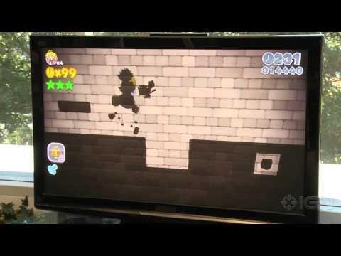 Hình ảnh trong video Super Mario 3D World Gameplay Shadow-Play
