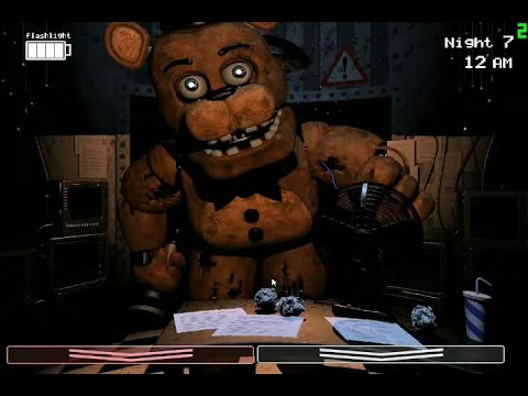 Five nights at Freddy's 2 Jumpscares Animatronics