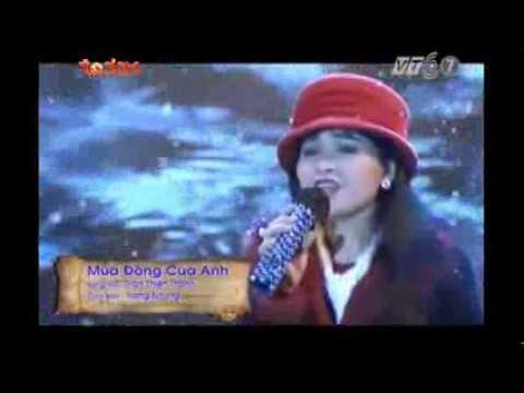 Trang Nhung - Mùa Đông Của Anh - Chương trình Những Khúc Vọng Xưa (Today TV)