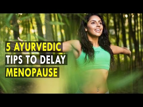 Ayurvedic tips to delay menopause | Health Sutra - Best Health Tips