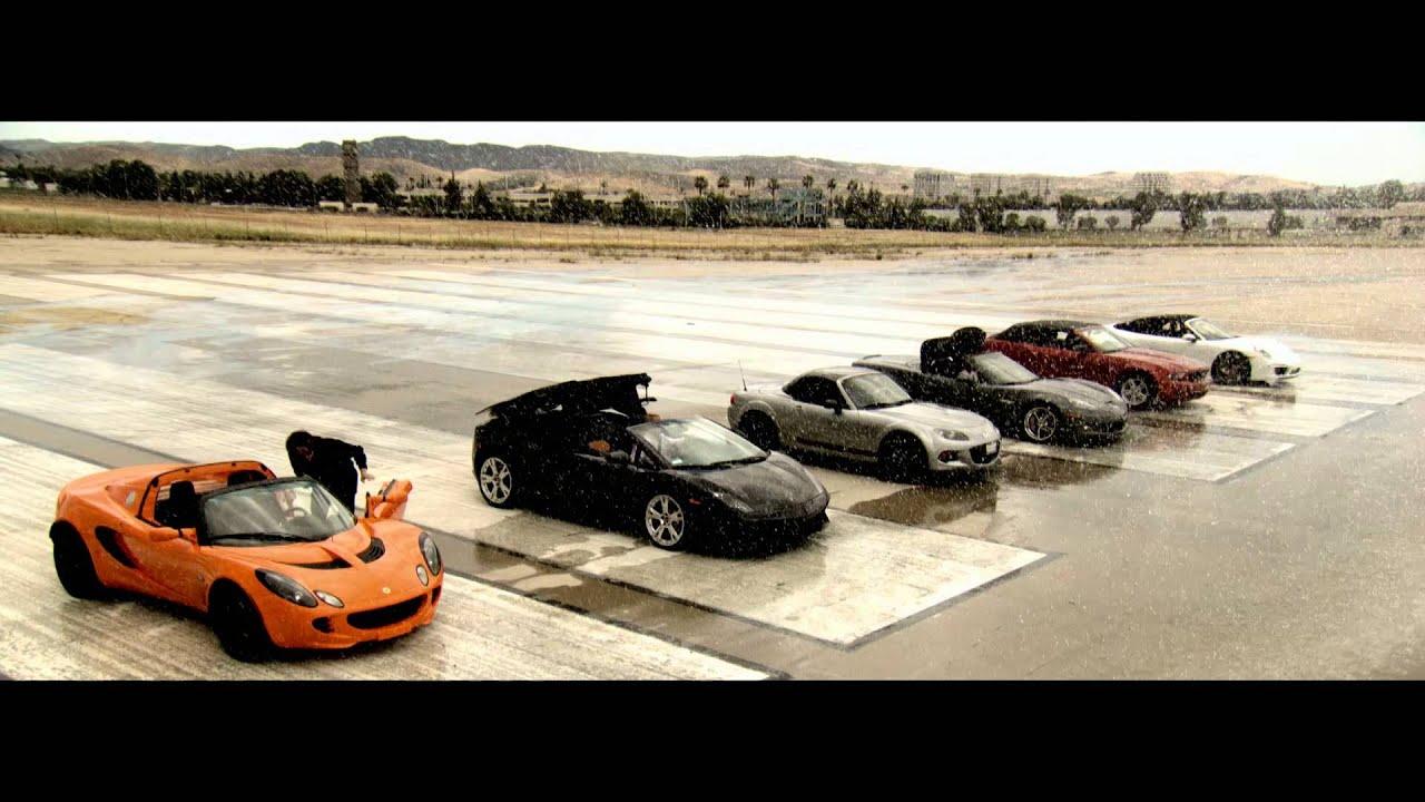 画像: Mazda MX-5 - The World's Fastest: One Uninvited Guest | Mazda Canada - YouTube