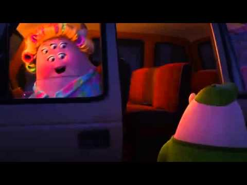 Xem phim hoạt hình hay - Lò đào tạo Quái vật - Monsters University 2013