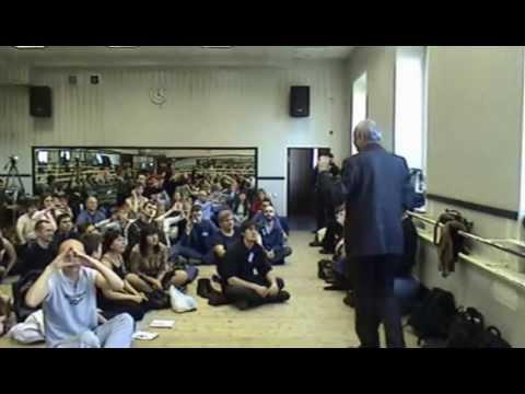 Бахтияров Олег. Деконцентрация. Волевая медитация (27.10.2007)