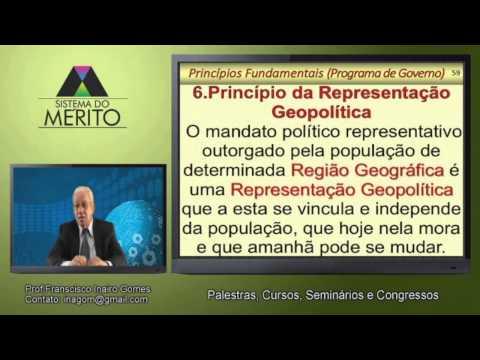 POL.16 - Princípios Fundamentais de um Programa de Governo Ético