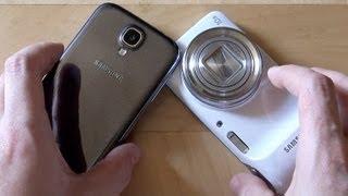 Galaxy S4 Zoom vs Galaxy S4 karşılaştırma