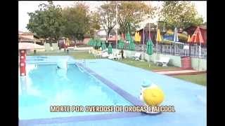 Jovem morre � beira da piscina em clube de BH por overdose de drogas e �lcool
