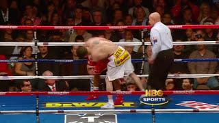 HBO Boxing Amir Khan Vs Marcos Rene Maidana Highlights HBO