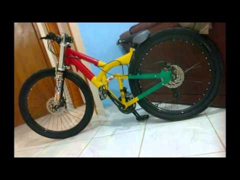 bike rebaixada Low's CWB
