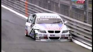Accidente en el WTCC