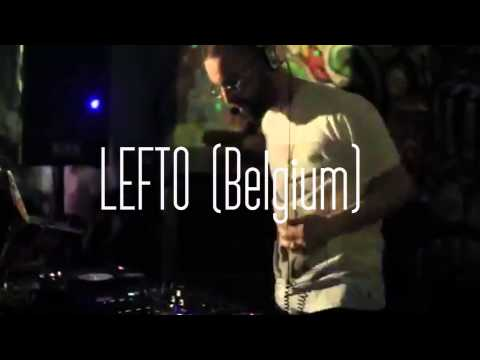 OBEY RADIO MANILA featuring FREE THE ROBOTS (LA) + LEFTO (Belgium)