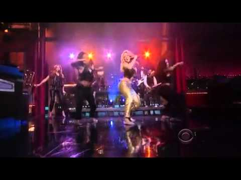 Shakira - Loca (David Letterman Live) - HQ.mp4