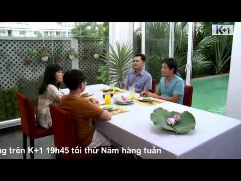 Bếp của mẹ Tập 40: Xôi cuốn lá sen Full Part03