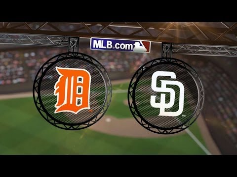 4/11/14: Cashner spins one-hitter to tame Tigers