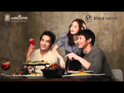 111031 JYJ - Yoochun for Black Smith