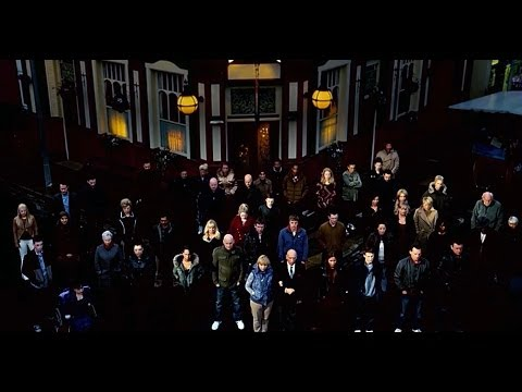 There's a killer amongst them: EastEnders Trailer - BBC One