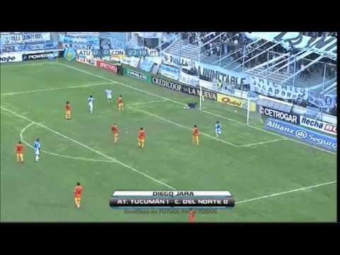 Atletico Tucuman 1-0 Crucero del Norte