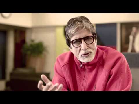Amitabh Bachchan Message on #GiveItUp