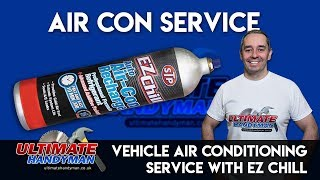 EZ chill Vehicle Air conditioning service
