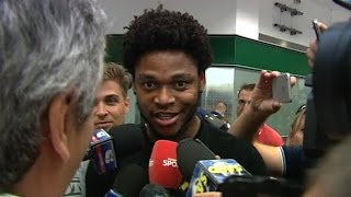 "Luiz Adriano lands in Milan: ""I'll give my all"" 
