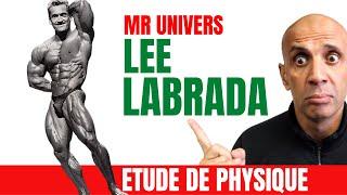 Etude de Physique : Lee Labrada Mr Univers
