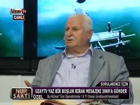 Necmeddin İlgen - Uzay Tv Nur Saati Özel Programı Bölüm 1