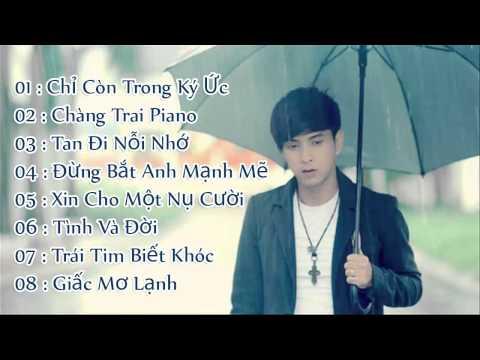 Album Chỉ Còn Trong Ký Ức - Hồ Quang Hiếu 2015
