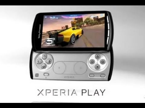 Xperia Play (PSP Phone): Super Bowl Commercial