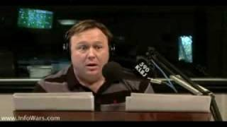 No Mercy! Alex Jones - is again criticized by idiot caller