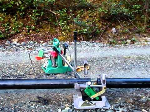 Thi công hàn ống nước HDPE 0975 794 497