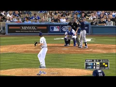 Clayton Kershaw Official 2013 Highlights