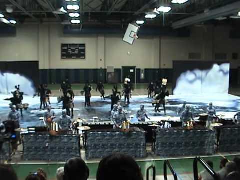 Dartmouth High School Indoor Percussion 2012