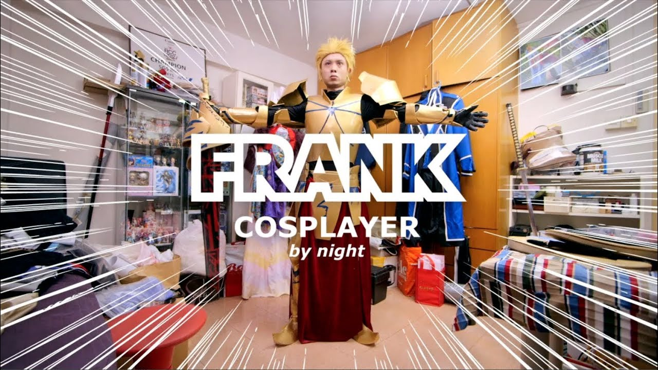 【 Frank the Cosplayer】【Yao】