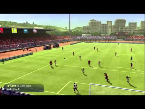 FIFA Digital World Cup 2014 Qualification: Trinidad and Tobago - Dominican Republic
