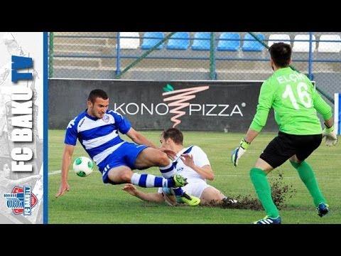FK Baku 1-0 AZAL PFC Baku