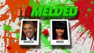 If They Melded: Obama and Nicki Minaj