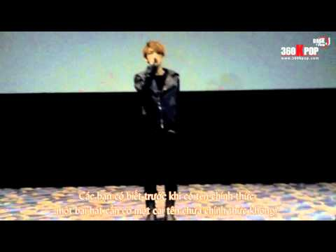 [Vietsub] JaeJoong at Sinrim's 'The Day' Screening{DBSK Team}[360kpop]