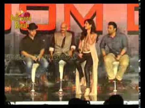Aamir Khan, Katrina Kaif, Abhishek Bachchan & others at Media Conference of ''Dhoom 3'' Part-1