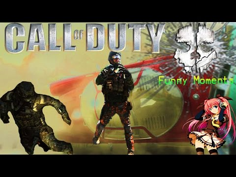 COD Funny Moments (cutoffs, fails, killcams, and more...)