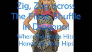 Hoewdown Throwdown / ZigZag Miley Cyrus Hannah Montana The