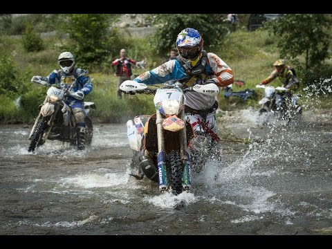 Hard Enduro Race: Day 5 - Red Bull Romaniacs 2014