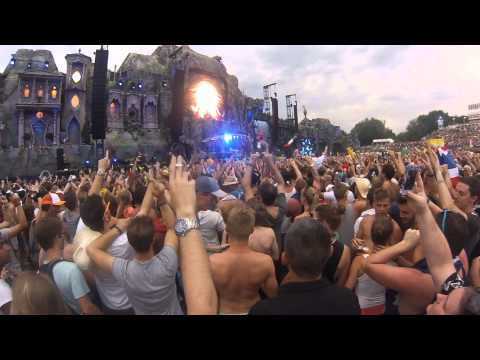Tomorrowland 2013 GoPro HD (Own AFTERMOVIE)