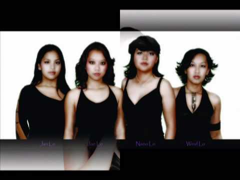 4L hmong girl group - nrhiav caij 08