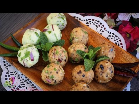 আলুর ভর্তার তিন পদ || 3 Style Mashed Potato || Alur Vorta || Bangla Recipe || R# 138