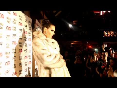 Carmen Carrera Performs @ Rupauls Drag Race season 3 Finale Party