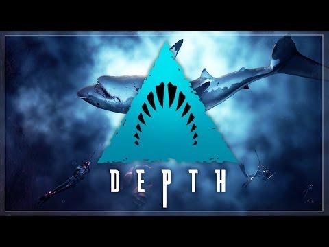 DEPTH - Hai, ich bin ein Hai! Und du? [HD+] | Depth Let's Play