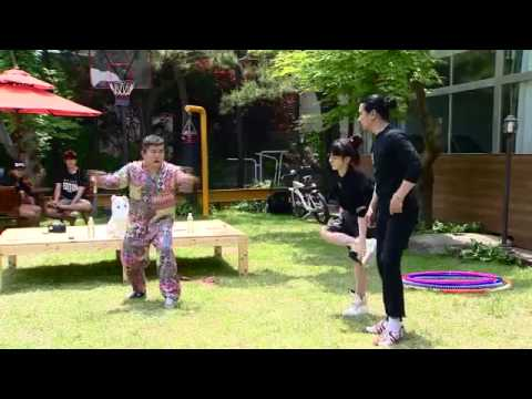 140704 SBS Roommate E09 Unaired Footage Couple Cockfight x