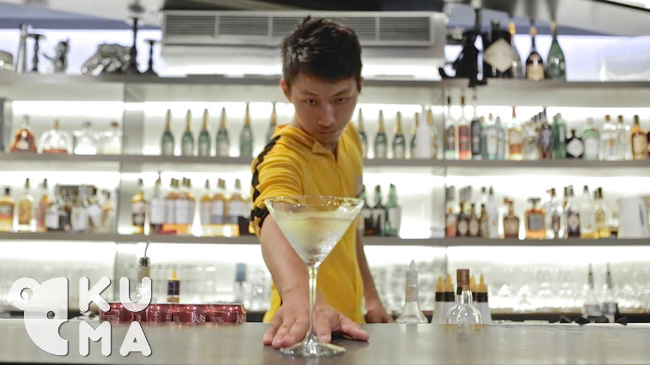 Si Bruce Lee était barman ?