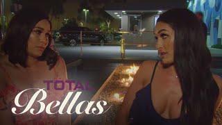 "Brie Bella Is ""Pissed"" at John Cena Over Baby Drama | Total Bellas | E!"